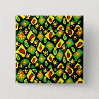 Sun and peppers button