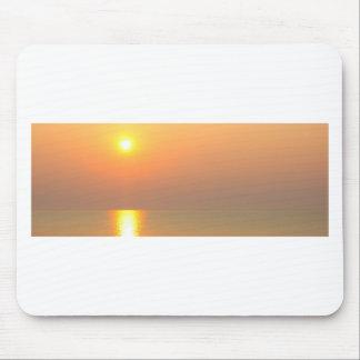 SUN AND SEA MOUSE PAD
