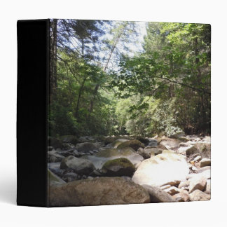 Sun and Shadow in a Creek Bed Binder