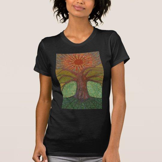 Sun And Tree T-Shirt