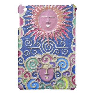 SUN AND WIND iPad MINI COVER