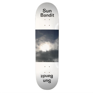 Sun Bandit 8 1/2 Old School Skateboard Deck