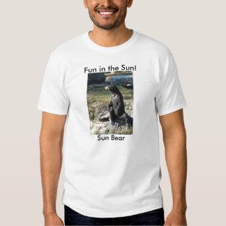 Sun Bear at the Zoo Tee Shirt
