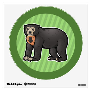 Sun Bear Wall Sticker