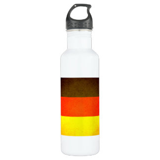 Sun besó la bandera de Alemania