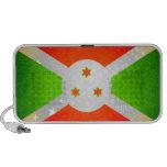 Sun besó la bandera de Burundi Mp3 Altavoz