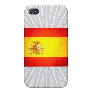 Sun besó la bandera de España iPhone 4/4S Fundas