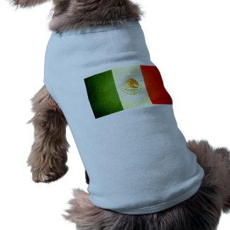 Sun besó la bandera de México Camisas De Perritos