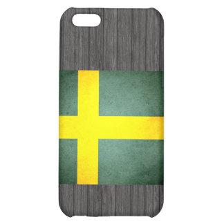 Sun besó la bandera de Suecia
