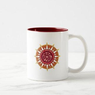 Sun Bird 4 Mug