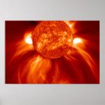 Sun Blast Print