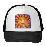 Sun brillante gorra