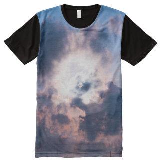 Sun Burst All-Over Print Shirt