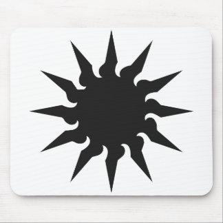Sun Burst Mouse Pad