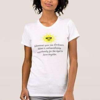 Sun Burst Tee Shirt