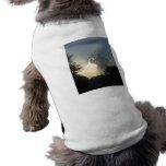 Sun Burst Through the Clouds Dog Outfit Pet T-shirt