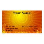 Sun Business card