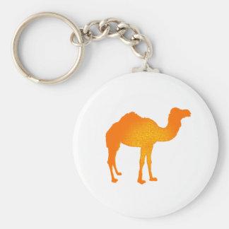 Sun Camel Keychains
