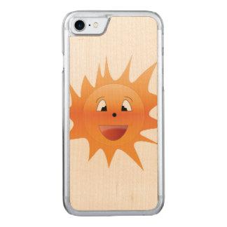 Sun Carved iPhone 7 Case