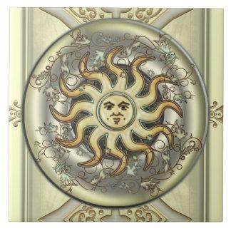 Sun celestial azulejos ceramicos