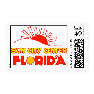 Sun City Center, Florida Postage Stamps