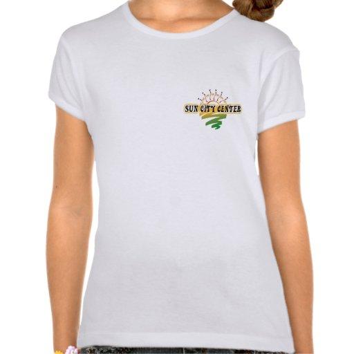 Sun City Center with Sunset Design Tshirts