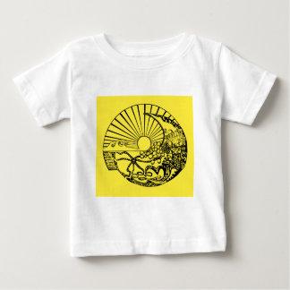 sun conch shirt