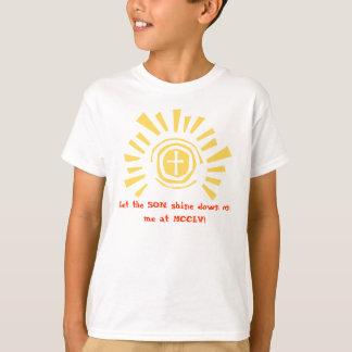 Sun Cross, Let the SON shine down on me... T-Shirt
