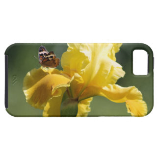 Sun Dancer Iris & Butterfly Photography Art iPhone SE/5/5s Case