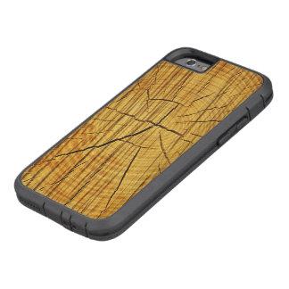 Sun de la madera funda tough xtreme iPhone 6