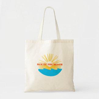 ¡Sun de la playa! Bolsas
