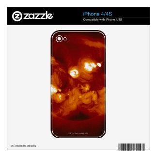 Sun Decal For The iPhone 4S