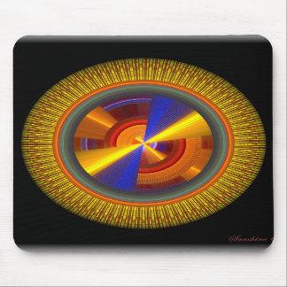 Sun Dial mouse pad