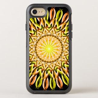 Sun Disc Mandala OtterBox Symmetry iPhone 8/7 Case