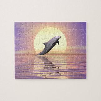 Sun Dolphin Puzzle