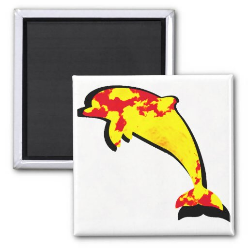 SUN DOLPHIN RISE MAGNETS