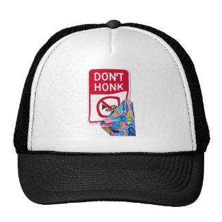 Sun Don't Honk Trucker Hat