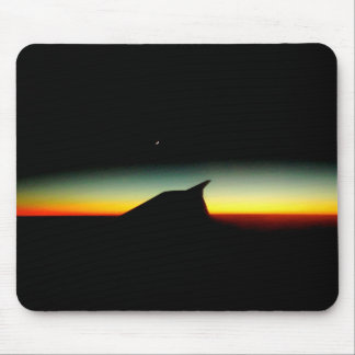 Sun Down Mouse Pad