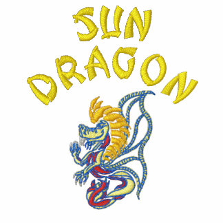 Sun Dragon Hoody
