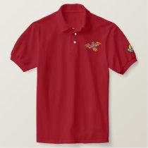 sun dragon golf shirt