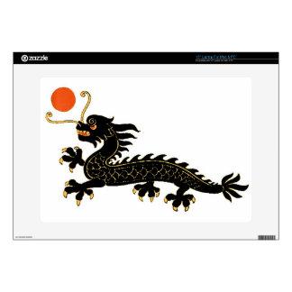 Sun Dragon Laptop Decals