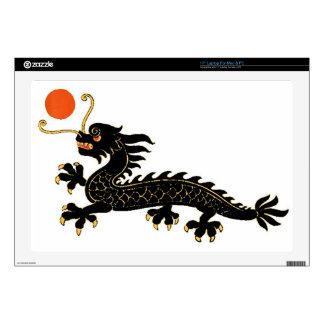 """Sun Dragon Skins For 17"""" Laptops"""