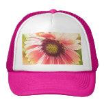 Sun Drenched Gaillardia Flowers Trucker Hats