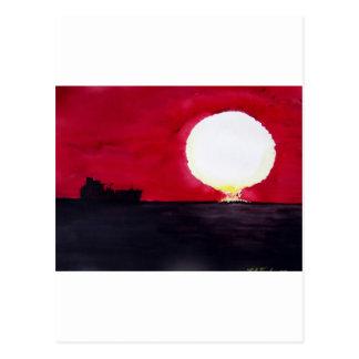 Sun Drop Postcard