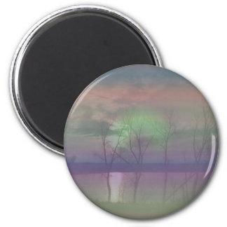 Sun Effects 2 Inch Round Magnet