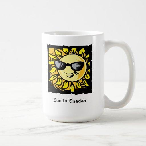 Sun en taza de las sombras