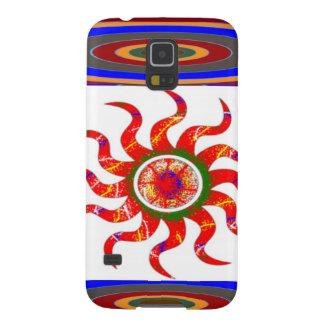 SUN Energy Chakra Graphics Galaxy S5 Case