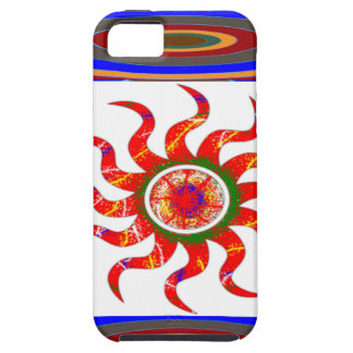 SUN Energy Chakra Graphics iPhone 5 Covers