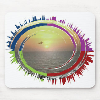Sun Energy - Life Force for earthly beings Mouse Pad
