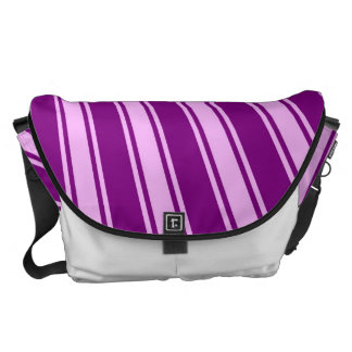 Sun enrrollado púrpura irradia el fondo bolsas de mensajería